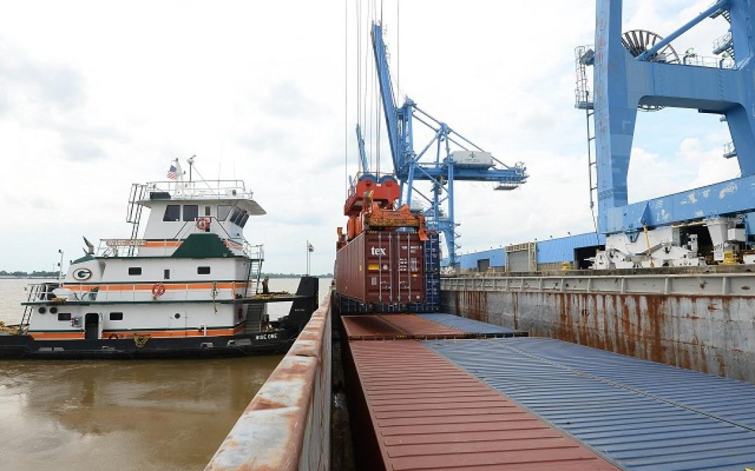 Port of New Orleans Awards Programme Management For Louisiana International Terminal