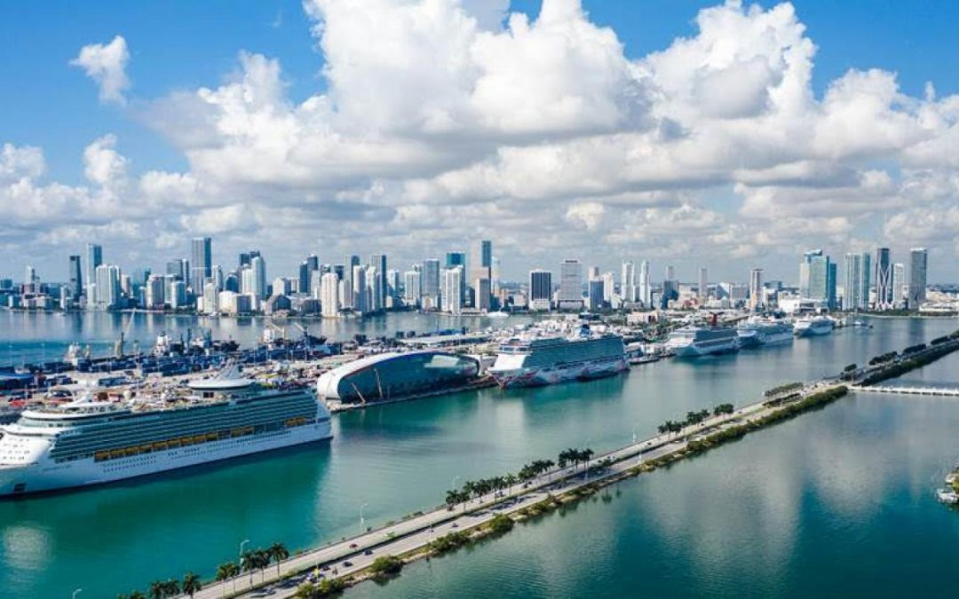 """PortMiami Terminals To Be """"Shore Power Ready"""" By Fall 2023"""