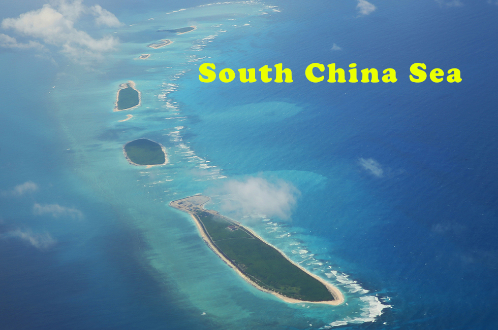 Series Of Dangerous Sea Routes; South China Sea