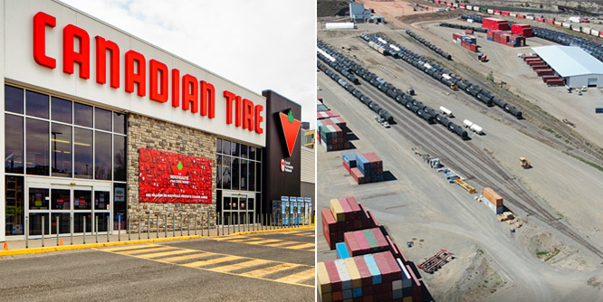 Ashcroft Terminal Signs Investment Deal With Canadian Tire