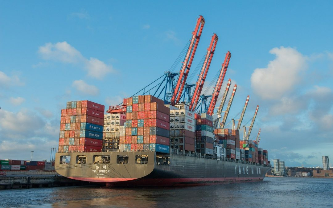 Container Shipping Woes Unlikely To Ease Before Mid-2022 As Global Trade Enters Peak Season