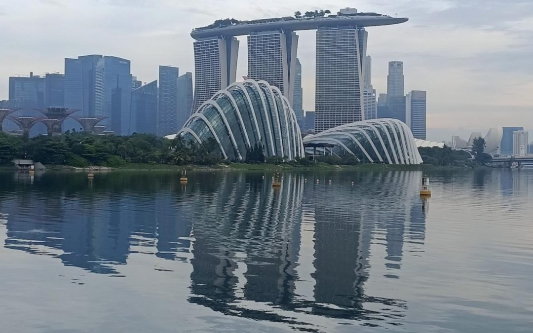 Singapore Maritime Decarbonistion Centre Established From 1 August