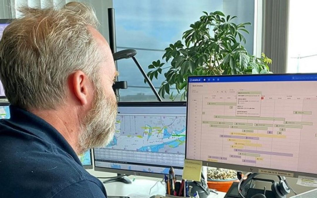 Port Of Gothenburg Launches Berth Planner Tool
