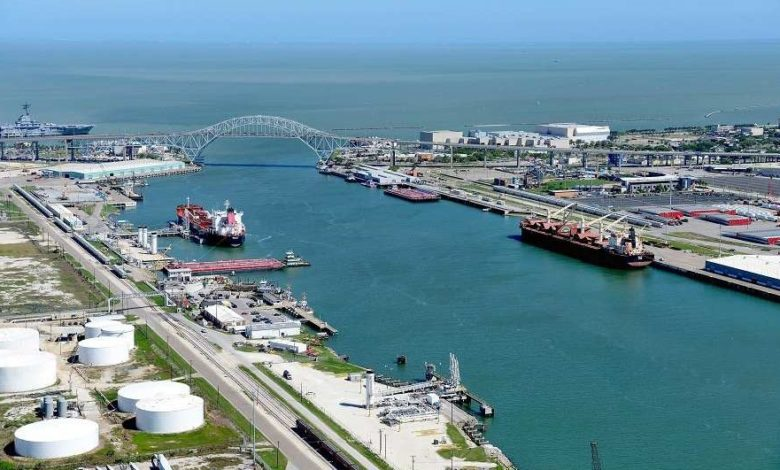 Corpus Christi $139M Channel Dredging Contract Awarded