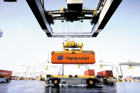 Hapag-Lloyd Orders 75,000 Teu Of Standard Containers