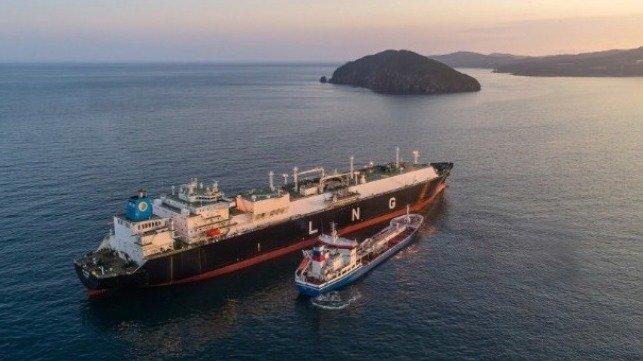 EU And OPEC Cite LNG As Critical Marine Fuel