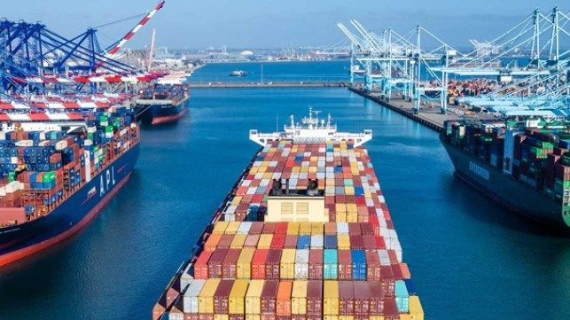 Congestion, Delays And Supply Chain Challenges Will Continue Into 2022