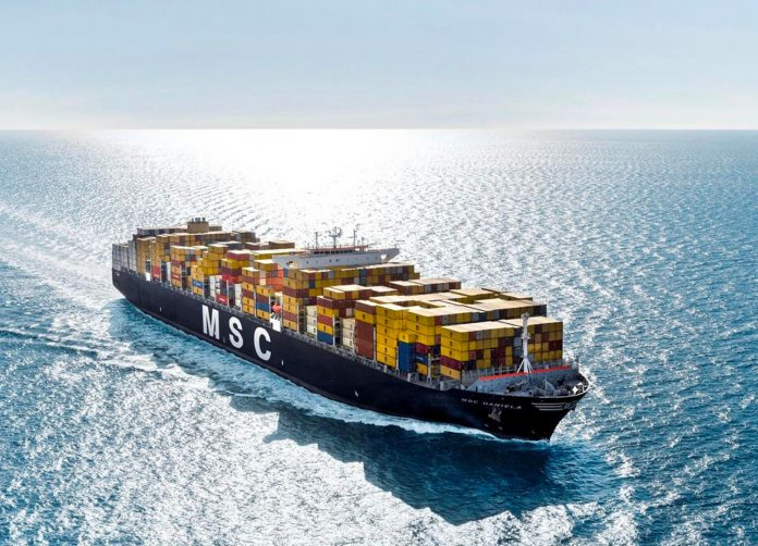 MSC To Launching Two China- US West Coast Services In October