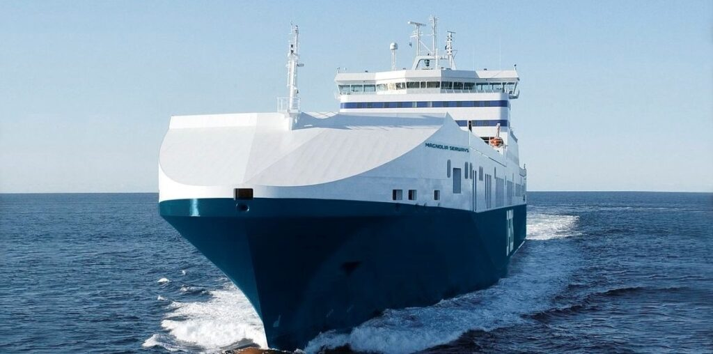 DFDS Eyes Its 1st Green Vessel By 2025