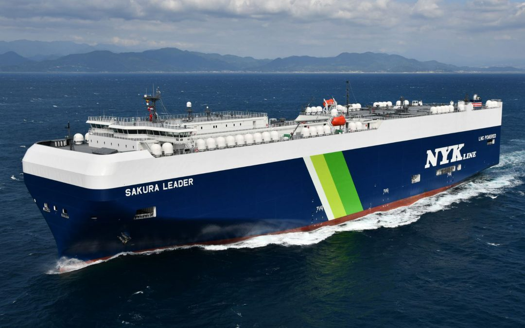 BP And NYK Line Join Forces To Help Decarbonise Hard-To-Abate Sectors