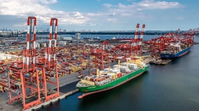 ILA Says Union Will Not Service Automated Ships Without Crews
