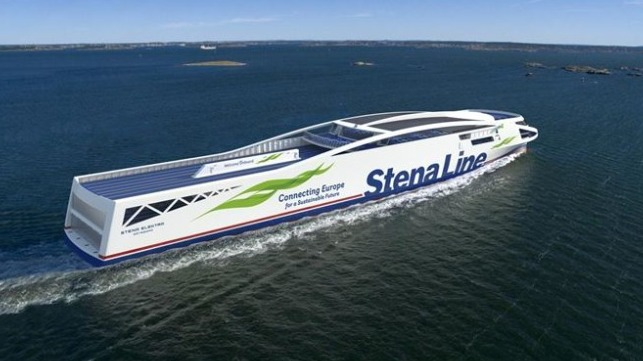 Stena Line Plans Its First Fossil Fuel Free Ferry Operations By 2030