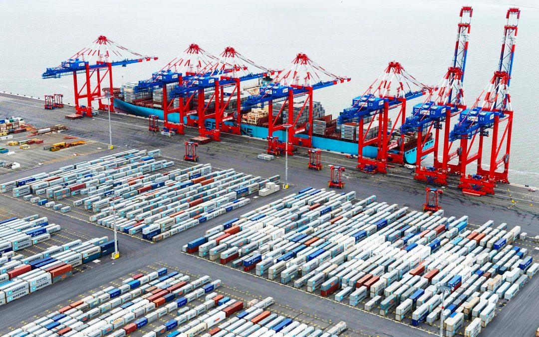 Hapag-Lloyd Invests In JadeWeserPort Wilhelmshaven Terminal