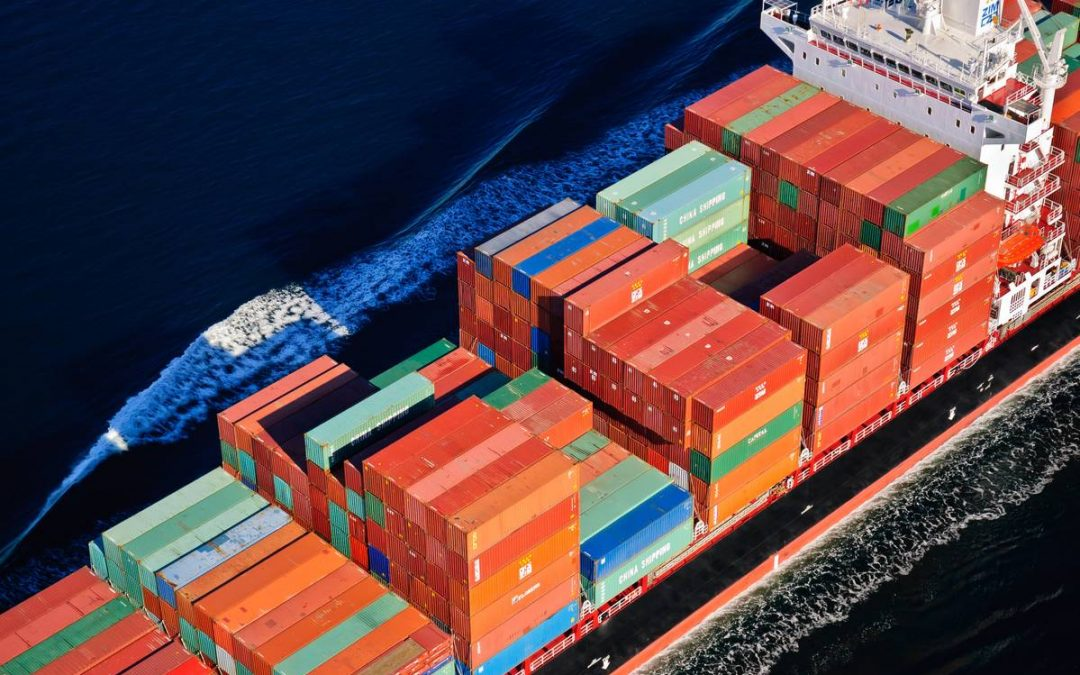 ZIM Charters Another Five 7,000 TEU LNG-Fueled Boxships From Seaspan Corp