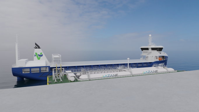 SINTEF Commits To Solving Challenges Related To Ammonia As Marine Fuel