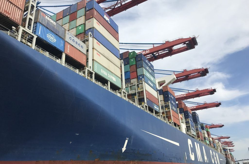 CMA CGM targeted by hackers in new cyber attack