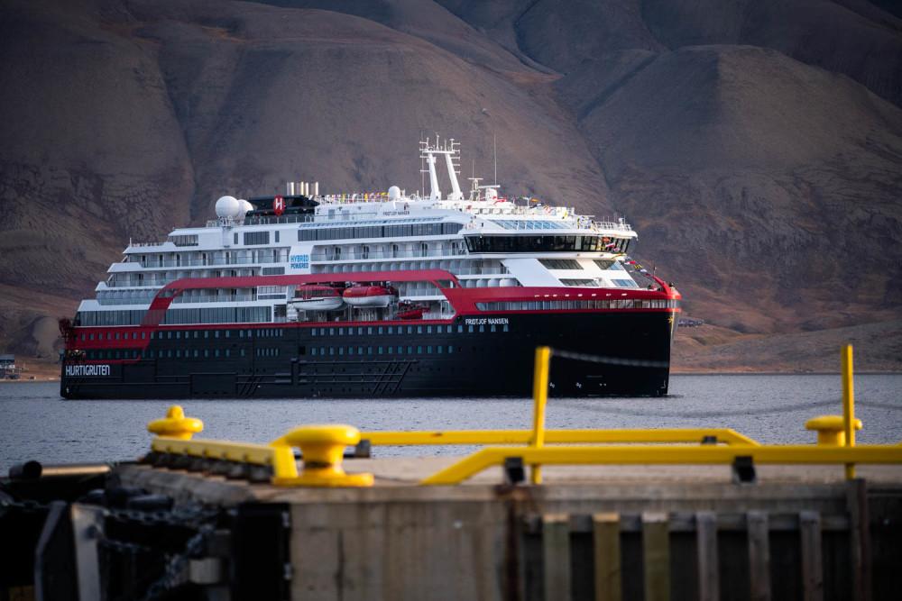 Hurtigruten Names New Battery-Hybrid Powered Ship