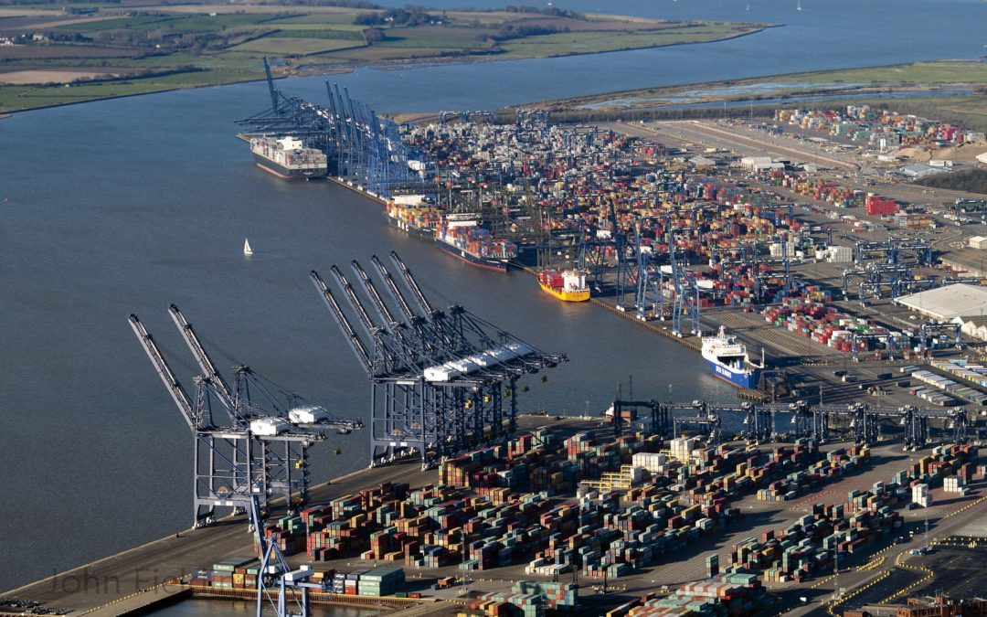 Port Of Felixstowe Congestion Could Hit $2.7 Billion Worth Of UK Imports