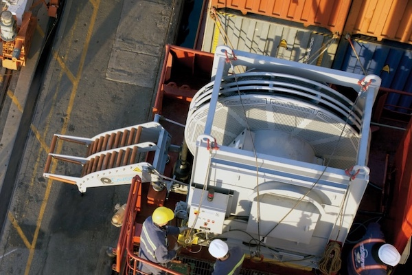 Samsung Heavy Orders Cavotec's Shore Power Connections