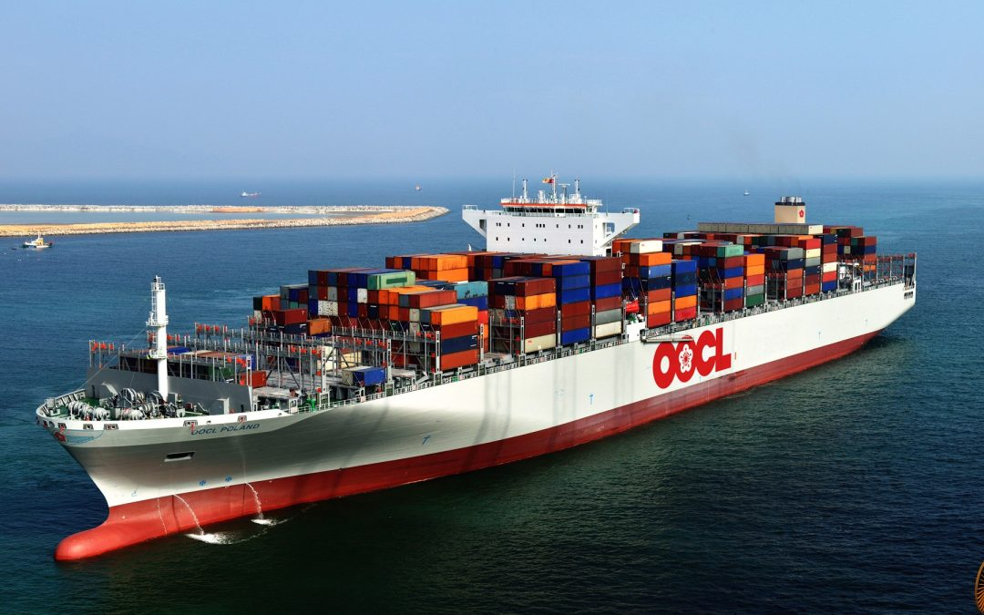 OOCL Launching New Transpacific Service