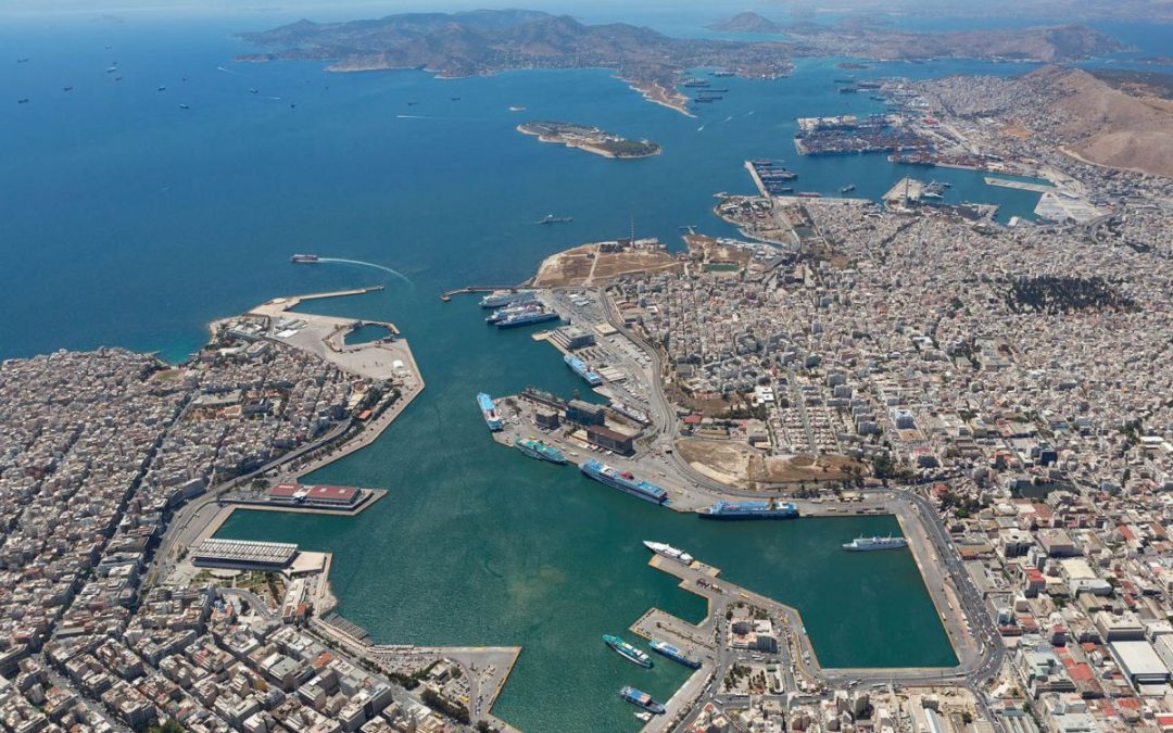 Government Approval For Cosco To Raise Stake In Piraeus Port To 67%