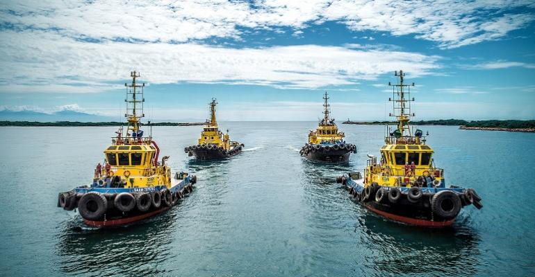 SAAM Towage Joins SIGTTO