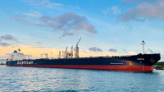 Euronav Successfully Tests Biodiesel Blend On Suezmax Tanker