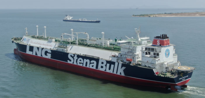 Stena And Global Energy Storage Announce LNG Cooperation