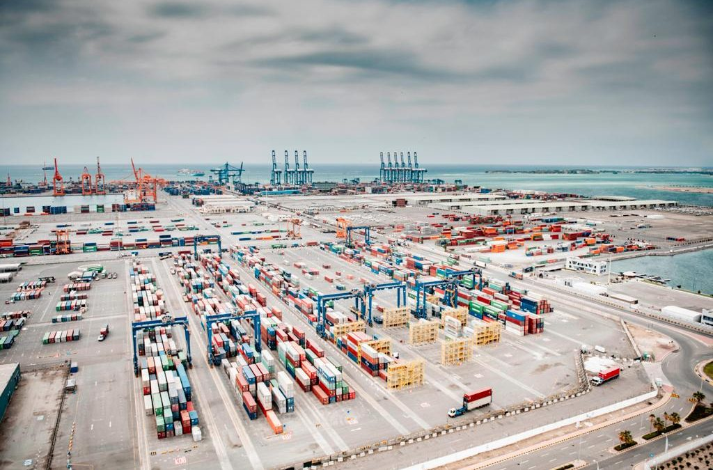 Mawani, DP World Break Ground On Jeddah Islamic Port Upgrading