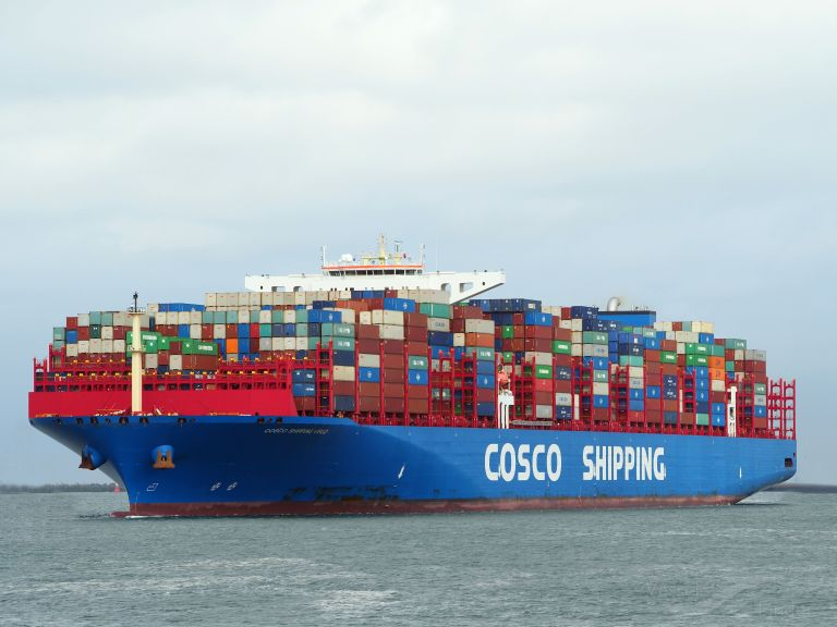 COSCO Shipping International Sells 60 Pct Stake In Singapore Dry Bulk Shipping Firm