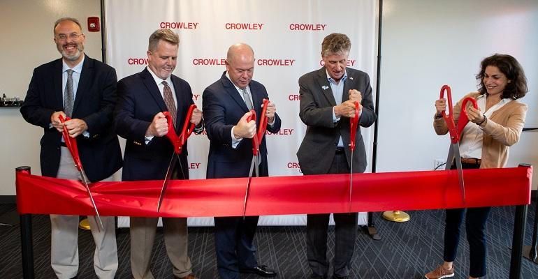 Crowley Opens Offshore Wind Services Office In Rhode Island