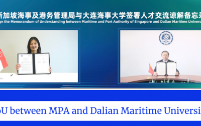 Singapore MPA And Dalian Maritime University In Talent And Academic Exchange